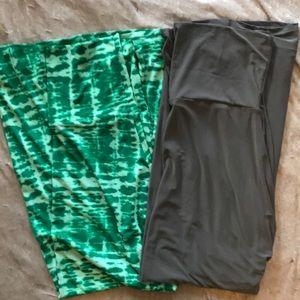 Bundle EUC LuLaRoe Maxi Skirts